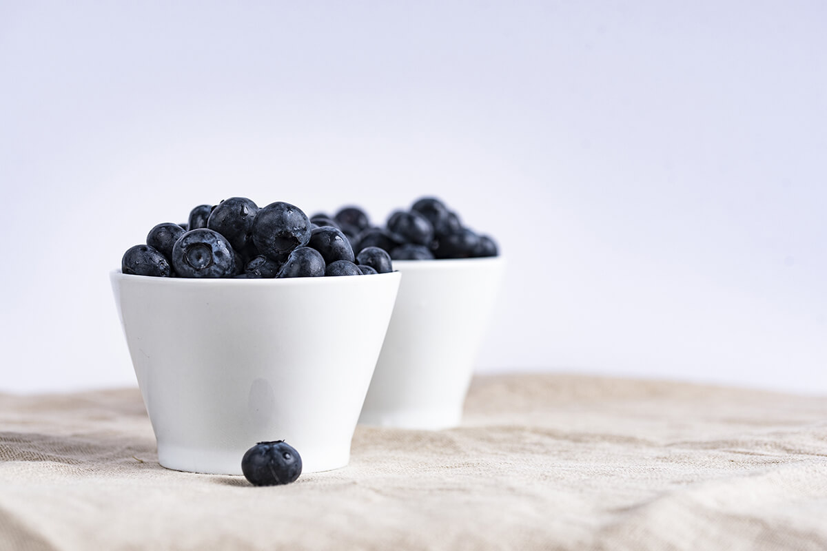 Is fresh best when it comes to berries?
